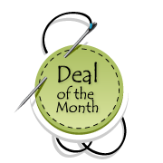 Deal of the Month from HeartSong Quilts