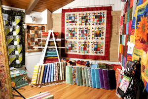 Heartsong Quilts quilt shop