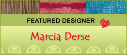 Featured Designer Marcia Derse