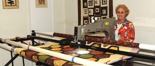 HeartSong Quilts offers longarm machine quilting services using an ... : machine quilting service - Adamdwight.com